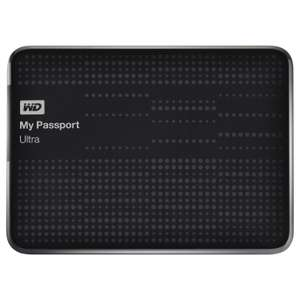 "Disque dur externe 2.5"" My Passport Ultra 2To - Reconditionné"