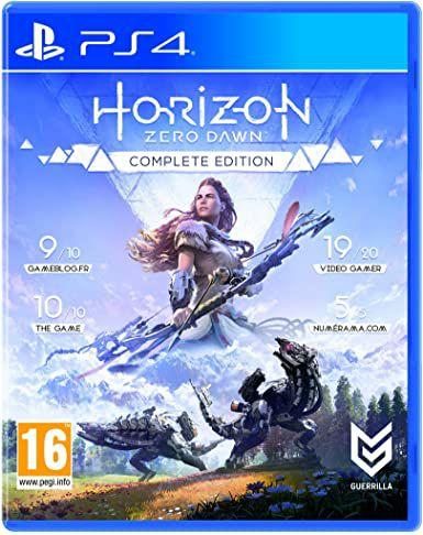 Horizon: Zero Dawn Complete Edition sur PS4 (VOSTFR - Vendeur Tiers)