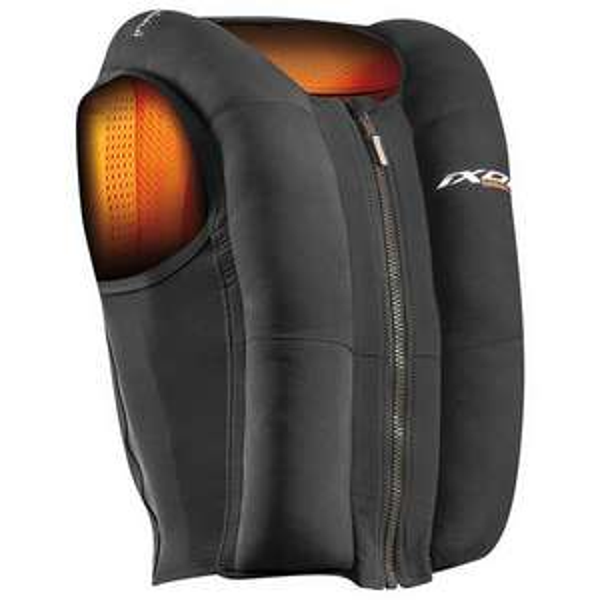 Gilet Airbag Ixon IX-Airbag U03 - Tailles au choix (motardpascher.com)