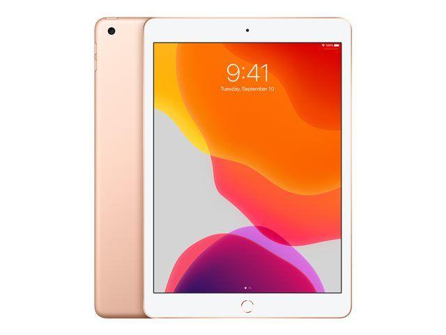 """Tablette 10.2"""" Apple iPad Wi-Fi (2019) - 32 Go (+ 14.60€ en SuperPoints) - 278.68€ avec le code RAKUTEN15"""