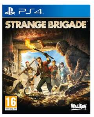 Strange Brigade sur PS4 & Xbox One