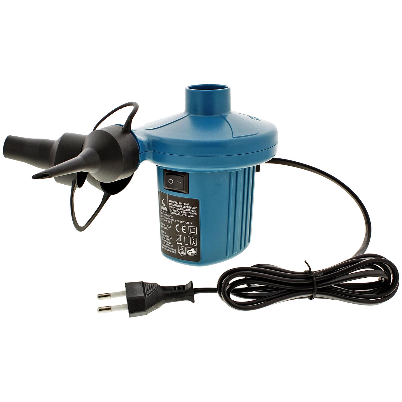 Pompe à air électrique Froyak - 130 watts, 3 embouts