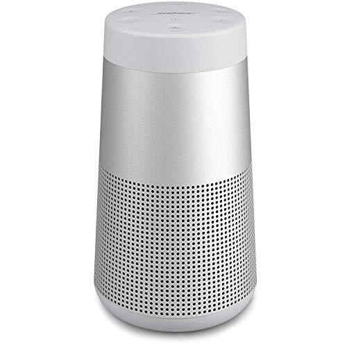 Enceinte portable Bose SoundLink Revolve - Bluetooth, Argent