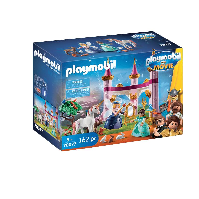 50% de réduction sur une sélection d'articles Playmobil The Movie - Ex : Marla et le château enchanté (70077)