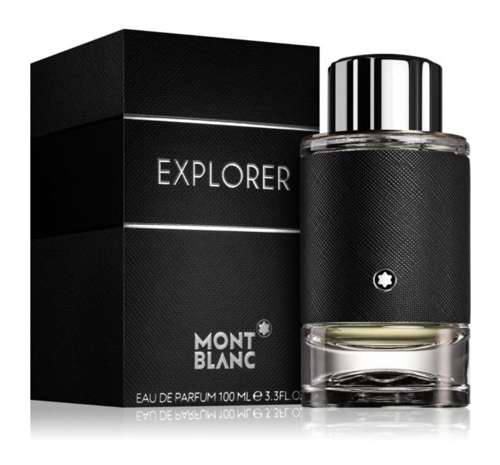 Eau de parfum MontBlanc Explorer - 100ml
