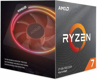 Processeur AMD Ryzen 7 3700x - Wraith Prism (Socket AM4)