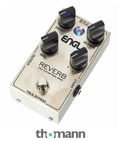 [Précommande] Sélection de pédales guitare Engl Custom en promotion - Ex : Custom Reverb
