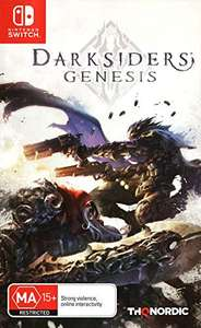 Darksiders Genesis sur Nintendo Switch