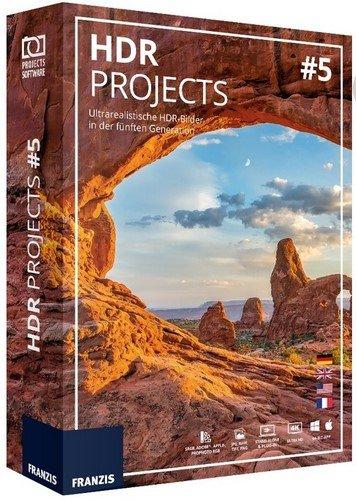 Sélection de Logiciels gratuits - Ex : HDR Projects 5 gratuit sur PC & Mac (Dématérialisé)
