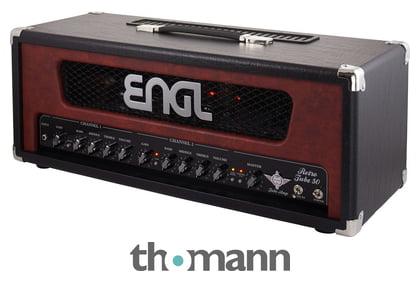 [Précommande] Ampli guitare à lampes Engl Retro Tube 50 (Tête à 799 €/ Combo à 899 €)