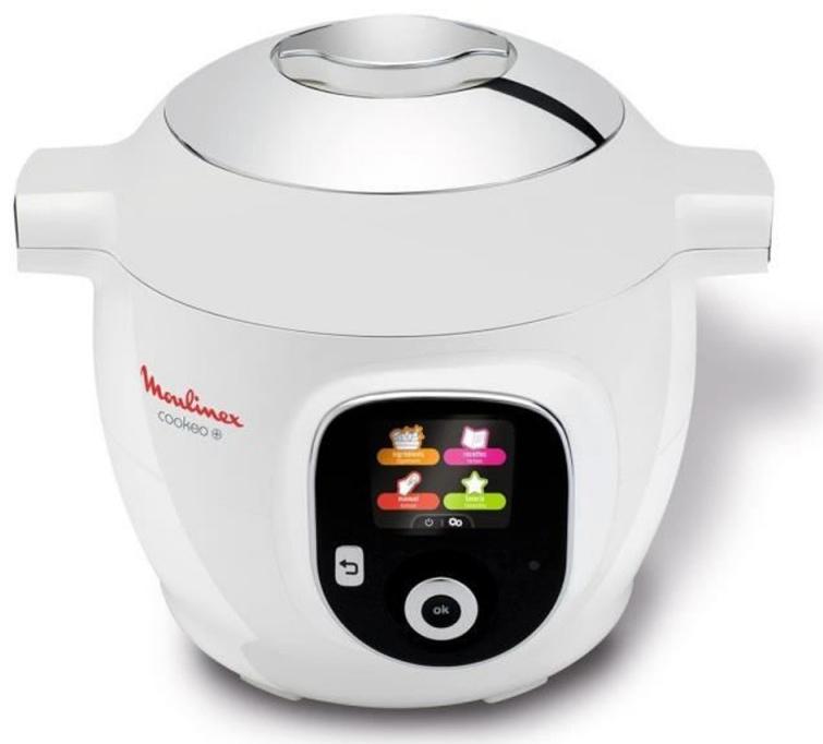 Autocuiseur Moulinex Cookeo CE700100 - 1600 W, 6 programmes + 100 recettes