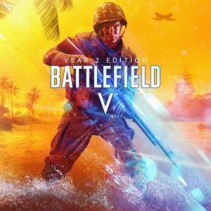 Sélection de jeux en promotion - Ex : Jeu Battlefield V sur PS4 - Edition année 2 (Dématérialisé)