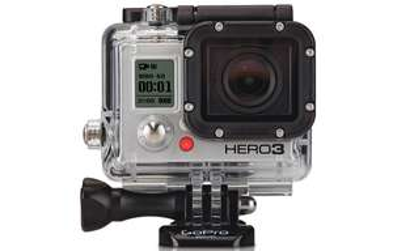 GoPro Hero 3 Black Edition (14,09€ de port)