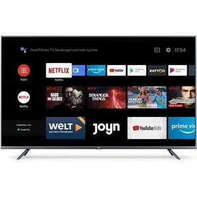 "TV LED 55"" Xiaomi Mi 4S MITV4S55 - UHD 4K, HDR, Android TV 9.0"