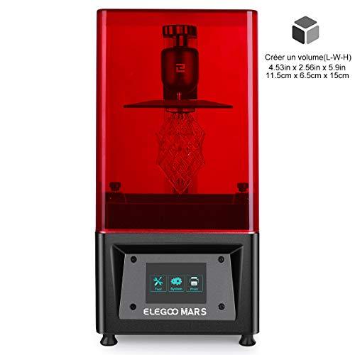 Imprimante 3D Elegoo Mars ChiTu L5.5 - noir (vendeur tiers)