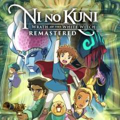 Ni no Kuni: Wrath of the White Witch Remastered sur PC (Dématérialisé - Steam)