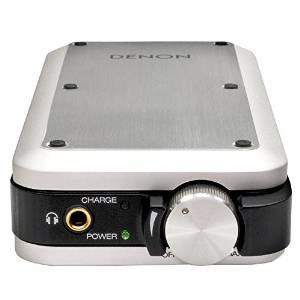 Amplificateur nomade 3200mAh Denon DA-10 avec DAC USB  + étui