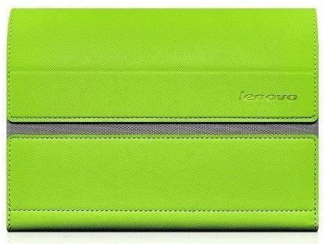 Housse pour Lenovo yova 8 sleeve + film vert