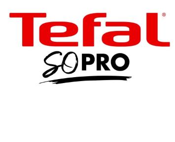 Sélection de produits Tefal SoPRO en promotion via vignettes (Sous conditions)