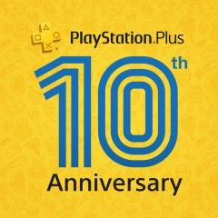 Thème 10e anniversaire de PlayStation Plus pour PS4 gratuit (Dématérialisé)