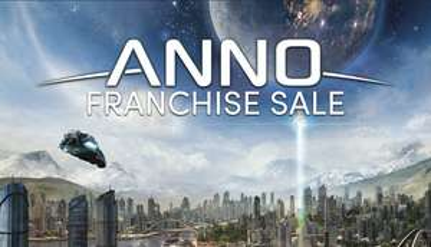 Franchise Anno en promotion - Ex : Anno 1800