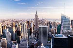 Sélection de Vols A/R Paris <-> New York (JFK) entre Septembre 2020 & Mars 2021 en Promotion à partir de 243€
