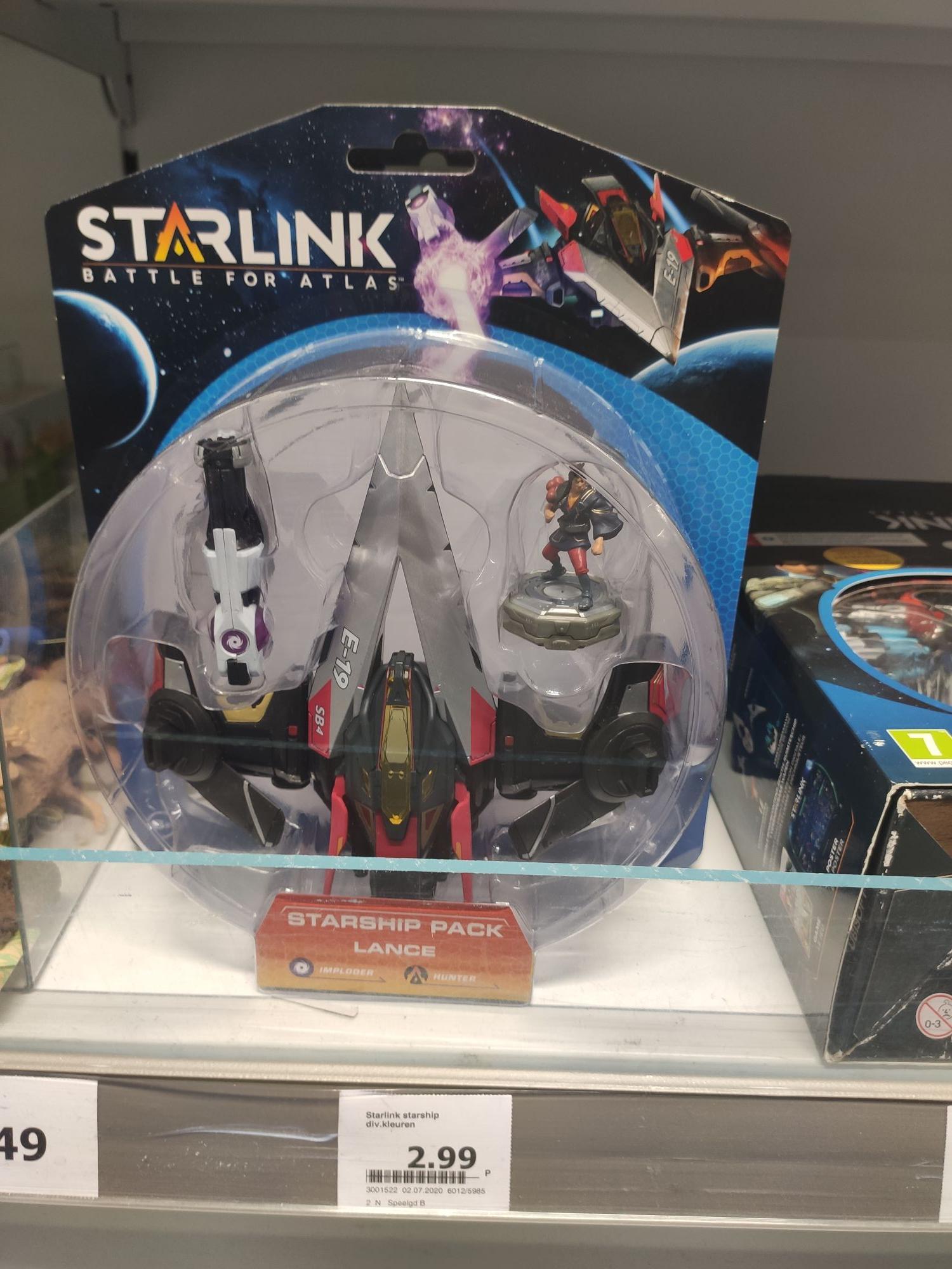 Starlink Battle pour Atlas Starship Pack Lance - Lille (59)
