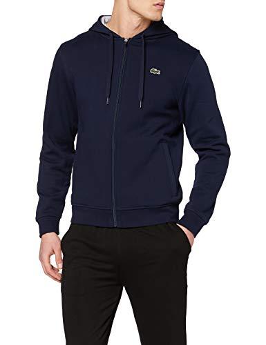 Sélection d'articles en promotion - Ex : Sweat-Shirt à Capuche Lacoste pour Homme - Bleu, Tailles XS à 3XL