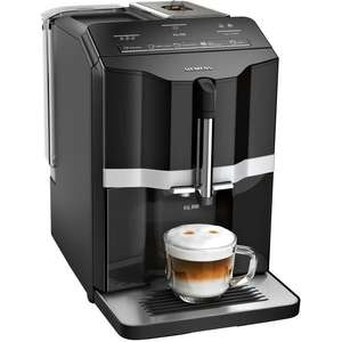 Machine à café broyeur à grains Siemens TI351209RW (via ODR 50€ + 50.39€ fidélité pour les membres Cdiscount à volonté)