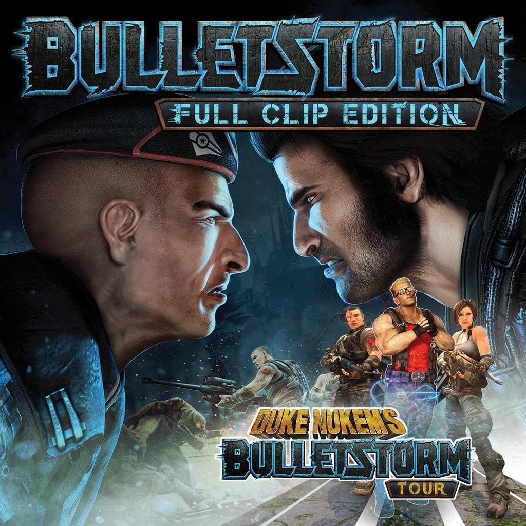Bulletstorm: Full Clip Edition Duke Nukem Bundle: Le Jeu + Le DLC sur PC (Dématérialisé)