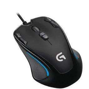 Souris filaire Logitech Gaming Mouse G300s - 9 boutons