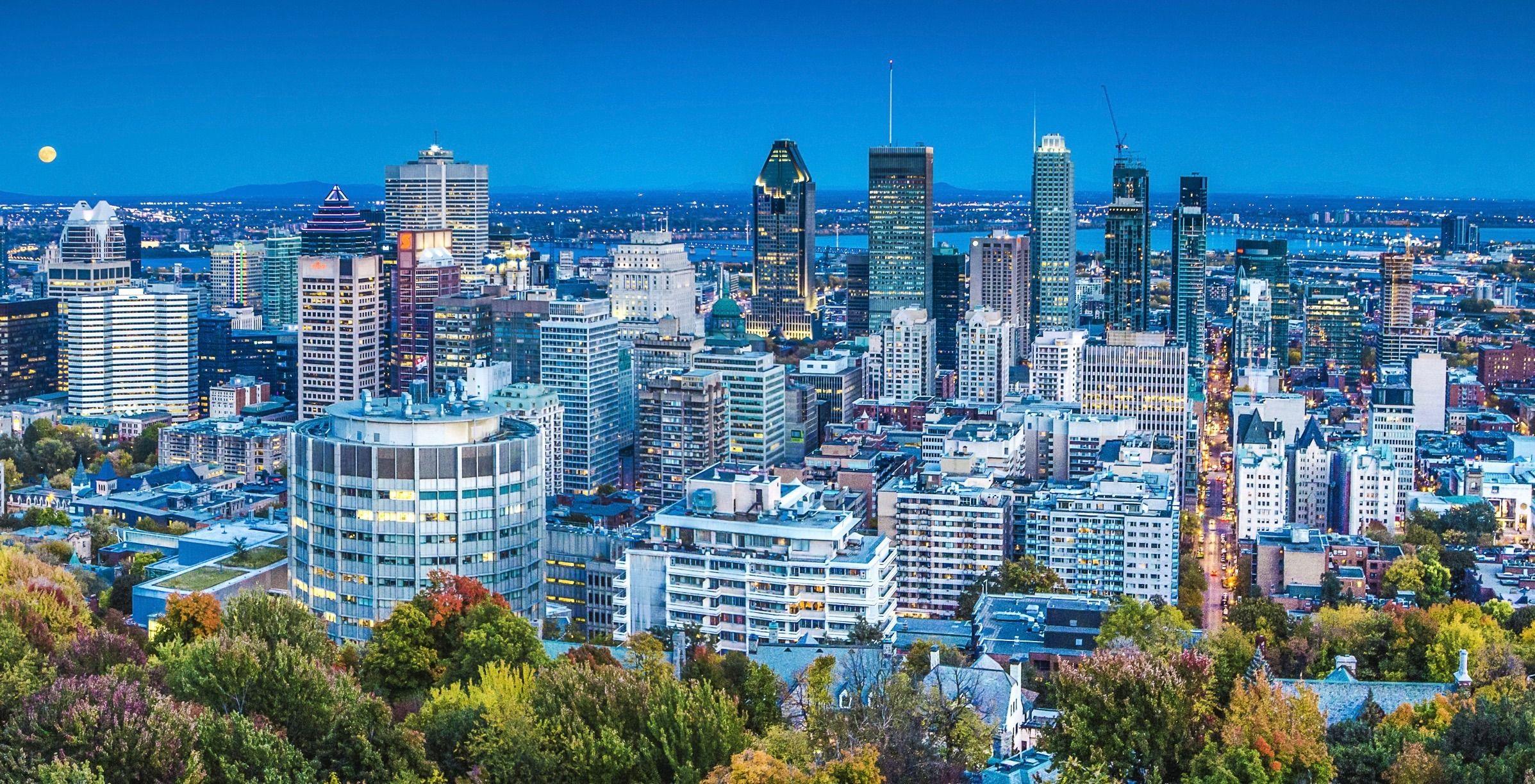 Sélection de Vols Aller-Simple Paris vers Montréal à partir de août 2020 à fin septembre 2020