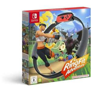 Jeu Ring Fit Adventure sur Nintendo Switch
