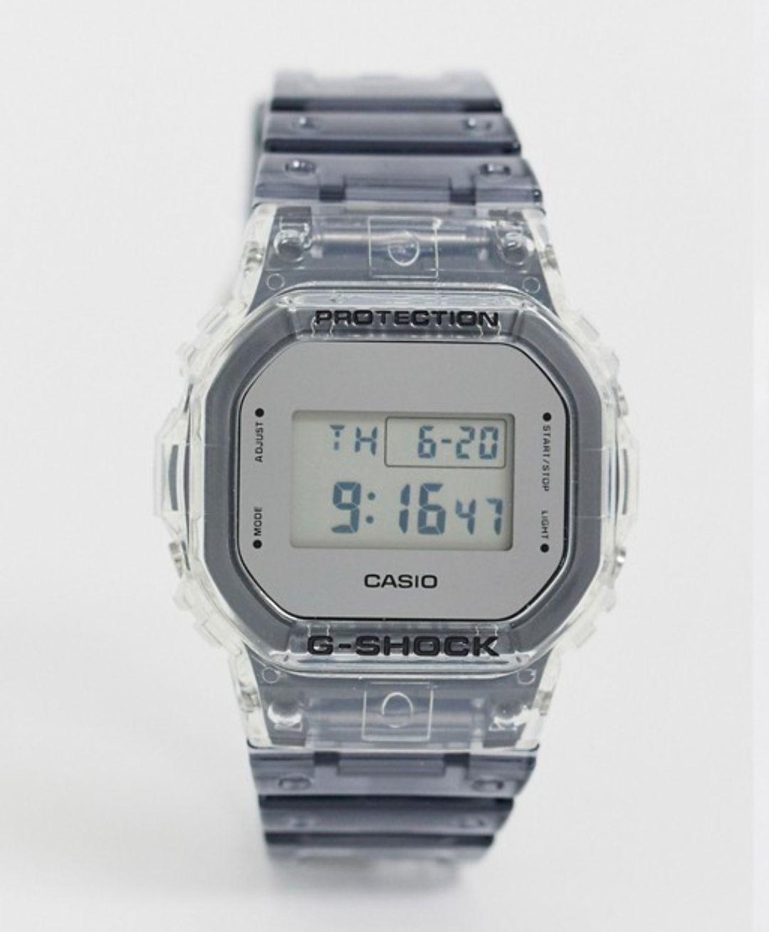 Montre Casio G-Shock See-thru Tough - Boitier 13 mm