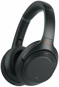 Casque audio sans-fil à réduction de bruit Sony WH-1000XM3 - Noir (Saturn Belval - Frontaliers Luxembourg)