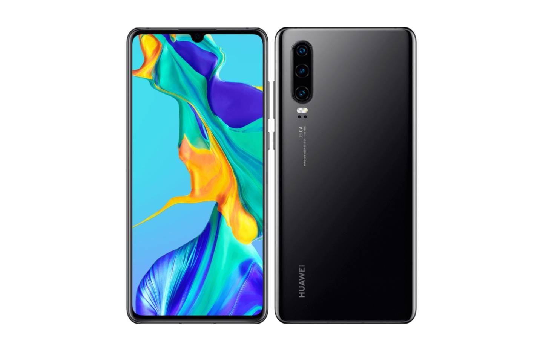"Smartphone 6.1"" Huawei P30 - Full HD+, 6 Go de RAM, 128 Go, Noir"