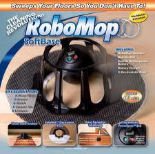 Aspirateur robot Robomop Softbase