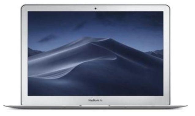"""PC Portable 13.3"""" Apple MacBook Air - i5, 128 Go SSD, 8 Go RAM + Apple TV Gratuit 1 an"""