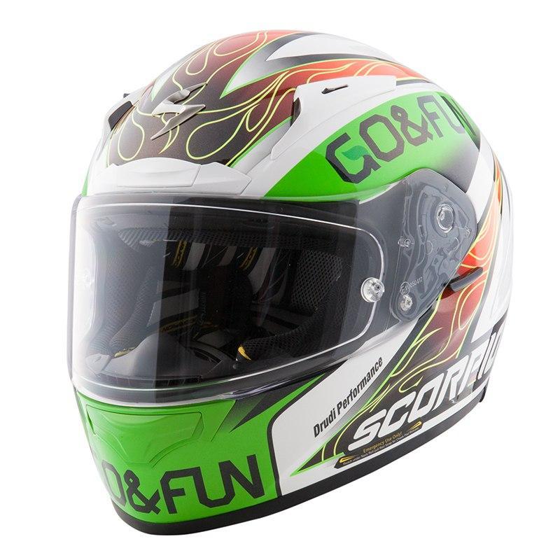 Casque moto Scorpion Exo-2000 Air