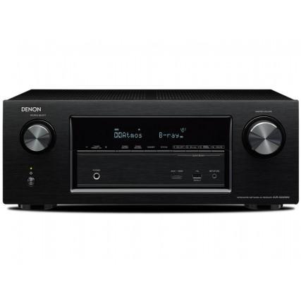 Ampli Home Cinéma Denon AVRX2200W - 4K - Spotify