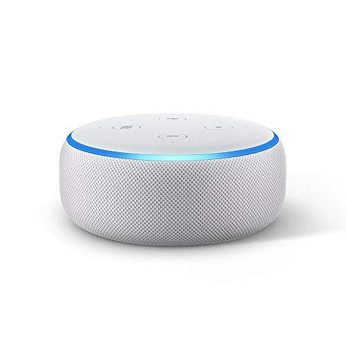 Enceinte connectée Amazon Echo Dot 3 (3ème Génération) avec Assistant vocal Alexa