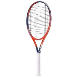 Raquette de tennis adulte Head Radical S graphene Touch - Orange