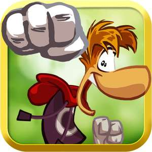 Rayman Jungle Run  à 0.89€ sur iOS et sur Android