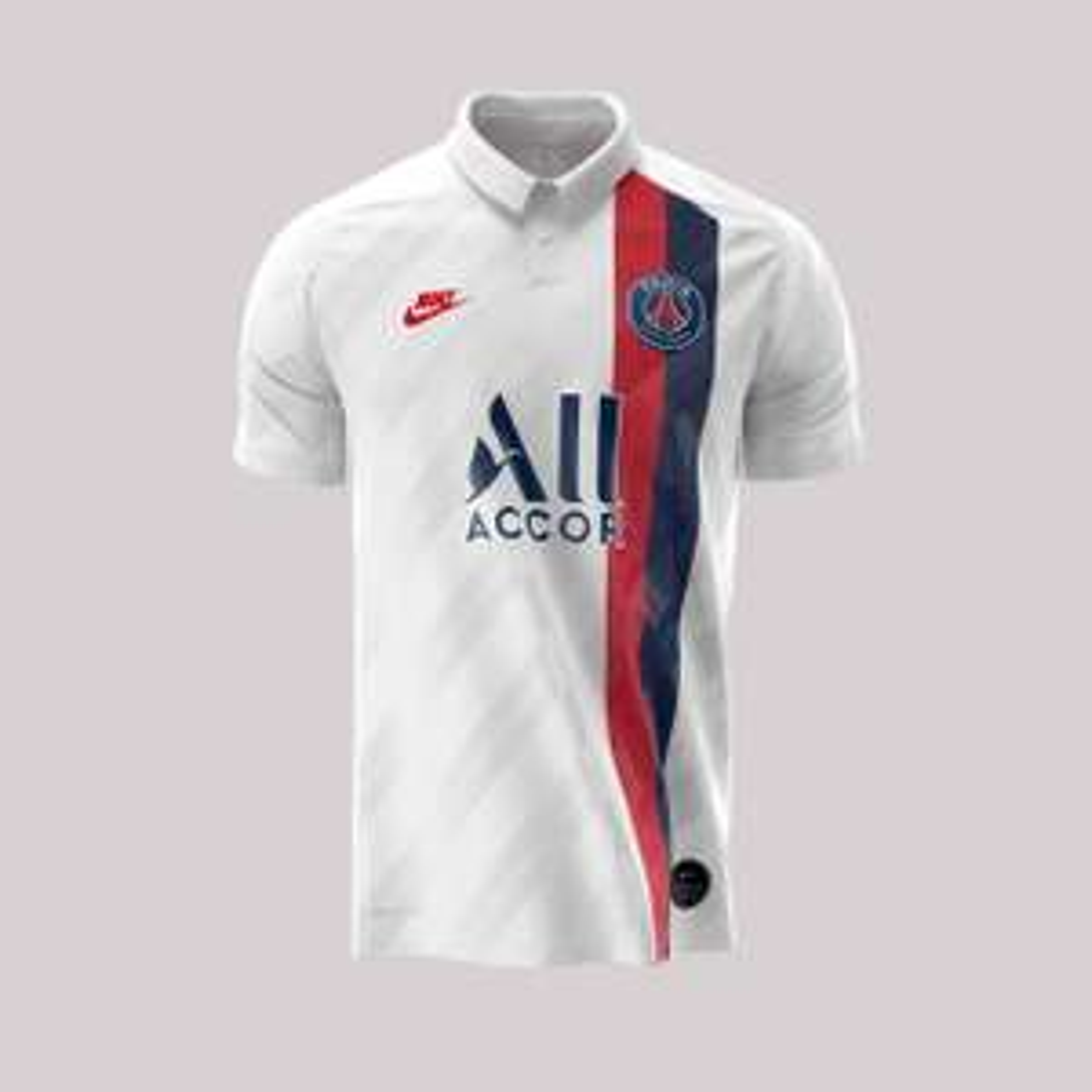 Maillot de football Nike Paris Saint-Germain - Third Stadium, Saison 19/20