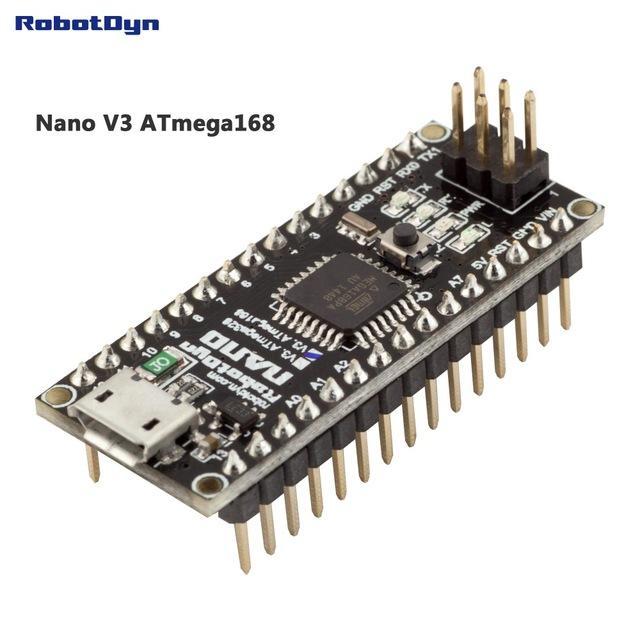 Clone Arduino Nano V3 - Atmega168p