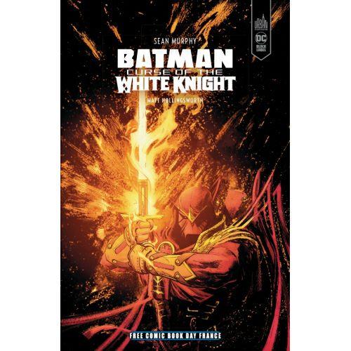 5 Comics au choix parmi une sélection Free Comic Book Day 2020 - Ex: Spider-Man, Batman White Knight (Frais de Livraison Inclus de 5€)