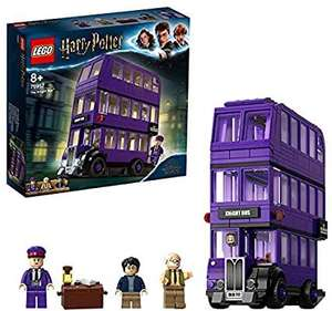 Jeu de construction Lego - Le Magicobus Harry Potter Bus Violet à 3 Niveaux (75957)