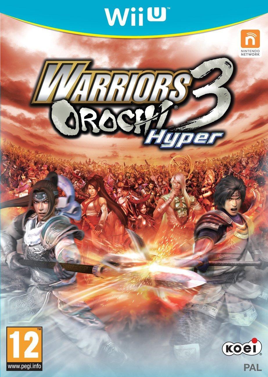 Warriors Orochi 3 sur Wii U