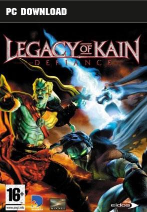 Legacy of Kain - Defiance sur PC (Dématérialisé)