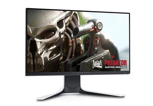 """Écran PC 24.5"""" Alienware 25 AW2521HFL - Full HD, Dalle IPS, 240 Hz, 1 ms, FreeSync & certifié compatible Gsync"""